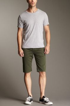 brought this shorts.  William Rast Men