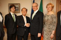 INJ TOKYO (Irish Network Japan) is pleased to inform you the schedule of the St. Patrick's Parade in Omotesando, Harajyuku in Tokyo 2013. Our 21st parade will exactly be held on St. Patrick's Day (March 17) this year, which is remarkable as it is usually scheduled on some other days close to March 17. Also, it is our honor to celebrate this very special day FIRST in the Northern Hemisphere and to hold the biggest St. Patrick's Day parade in Asia.http://irishnetworkjapan.blogspot.jp/