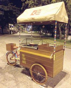 olebikes foodbike acaraje gastronomiabrasileira
