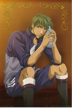 La Corda d'Oro ^^ mmmm, Ryo