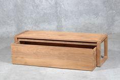 Pottsville bench un meuble de jardin d 39 ext rieur en - Meuble coffre rangement chaussures fonction banc ...