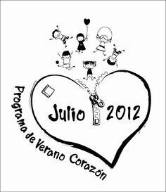 Summer Camp Graduation 2012 - t-shirt logo! #nonprofit #charity #corazon
