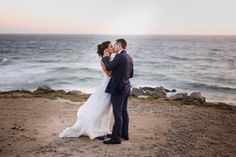 Wedding and Sea view