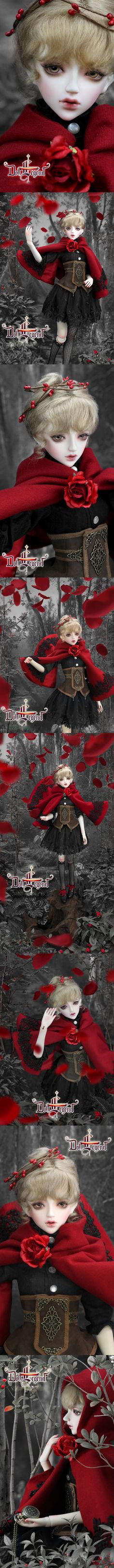 BJD 55cm Celia Girl Ball-jointed doll_58cm-63cm doll_Doll Legend_DOLL_Ball Jointed Dolls (BJD) company-Legenddoll