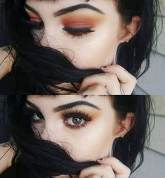 lashes. #makeup