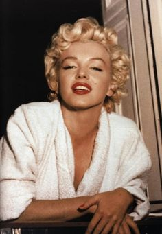 Marilyn on the set of The Seven Year Itch, 1955