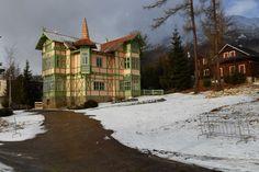 V obrazoch: Zrekonštruované vily v Starom Smokovci | Spravodajstvo | poprad.korzar.sme.sk