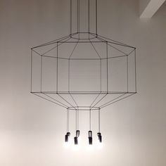 WIREFLOW #light #lampara by Arik Levy for @VibiaLight