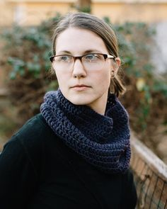 This handmade cowl scarf is cozy and delightful. Made of 100% pure wool, this piece will keep you warm and stylish through the winter.    One size