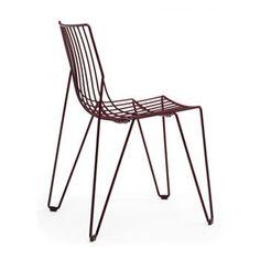 cadeira tio, vermelha | bim.bon