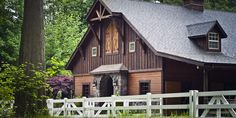 Barn Pros- Barn with horse stalls on ground floor and apartment on top floor $75,000