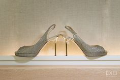 Such appealing wedding shoes for the bride