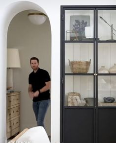 Master Room, Ladder Bookcase, China Cabinet, Shelving, Storage, Furniture, Home Decor, Shelves, Purse Storage