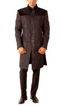 Sober Indo-Western Wear By Amit Arora