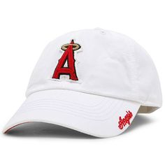 Los Angeles Angels of Anaheim Women's Winnie Adjustable Cap by '47 Brand - MLB.com Shop