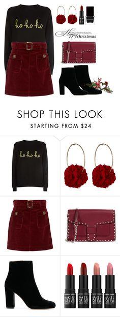 """""""#PolyPresents: Wish List"""" by mycherryblossom ❤ liked on Polyvore featuring Chinti and Parker, Vjera Vilicnik, AlexaChung, Rebecca Minkoff, MAKE UP FOR EVER, Context, contestentry and polyPresents"""