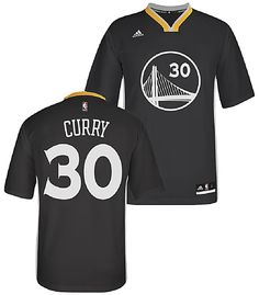 Stephen Curry Youth Golden State Warriors Adidas Black Short Sleeve Replica  Basketball Jersey  49.95 fa18a447a6a