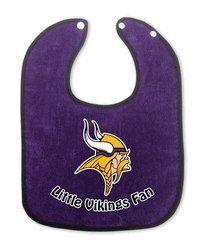 Minnesota Vikings Baby Bib:Amazon:Baby
