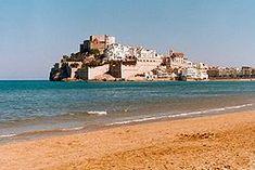 Costa del Azahar / Orange blossom coast in Spain