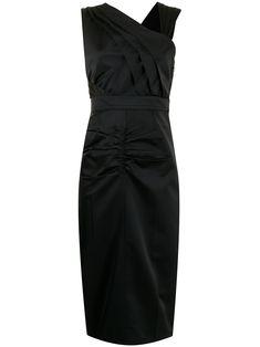Asymmetrical Design, N21, Mid Length, Ideias Fashion, Women Wear, Fashion Design, Pockets, Shopping, Button