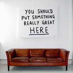 :-) sofá