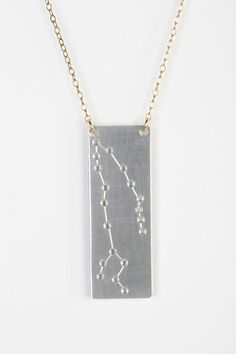 Jeweliany Constellation Necklace