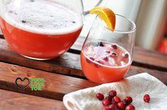 Cranberry Orange Punch Recipe | Indianapolis Food Blogger