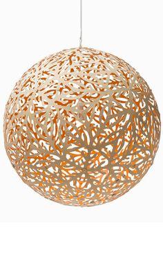 Sola Pendant Light by David Trubridge