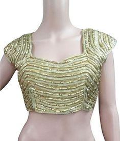 a29ecca2ba9ce Designer Blouse - Stitched Ladies Fancy Party Wear Designer Blouse  Manufacturer from Surat Work Party