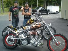 Paul Sr. & Jr. [Orange County Choppers]