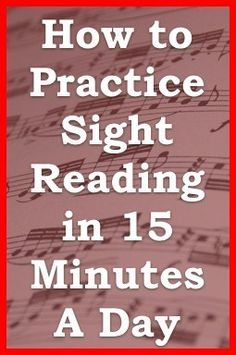 Learn Piano Sheet Music How to Practice Sight Singing by Leon HarrellOriginal article on One Minute Music Lesson: Practice Smart, Not Hard When you are first learning the music notes for piano… Violin Lessons, Singing Lessons, Singing Tips, Music Lessons, Singing Quotes, Drum Lessons, Vocal Lessons, Piano Y Violin, Piano Sheet Music