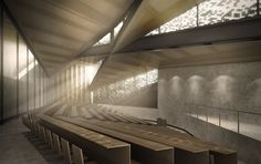 Museum at The China Academy of Art (on going)   kengo kuma and associates