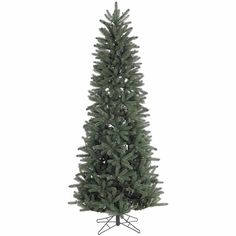 9' x 48' Overland Spruce Tree, PerfectLit LED, Multi > Startling big discounts available here : Christmas Trees