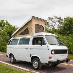 Volkswagen Bus Vanagon Camper
