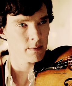"""The violinist is that peculiarly human phenomenon distilled to a rare potency— half tiger, half poet."" Yehudi Menuhin . Sherlock"