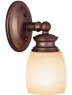 Elise 1-Light Bath Sconce | House of Antique Hardware