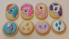 My Little Pony and Cuties Marks