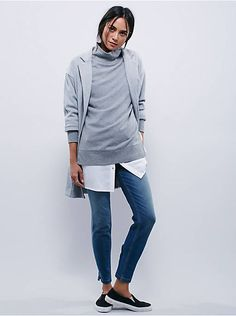 Free People Williamsburg Pitched Skinny, $78.00