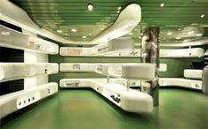 Casanueva Farmacia | Espanha | Fonte:  Clavel Arquitectos
