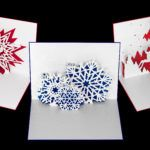 Originally I had planned to create a red peony, that looks as real as possible. But then I noticed that this pop-up card looks also good in other colors. For the production of this card You need a … Christmas Cards 2017, Christmas Holidays, Pop Up, Paper Art, Paper Crafts, Art Projects, Projects To Try, Popular Crafts, Red Peonies