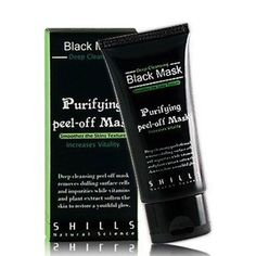 Suction Black Mask Deep Cleansing Face Mask Black Head Tearing Style Resist Strawberry Nose Acne Remover Blackhead Mud Masks