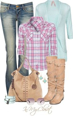 """""""Casual - #34"""" by in-my-closet on Polyvore"""