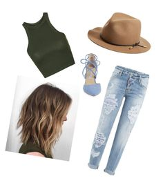 """""""Untitled #19"""" by cococecil on Polyvore featuring rag & bone, Dsquared2, Topshop and Kristin Cavallari"""