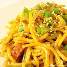Yakisoba Fried Noodles