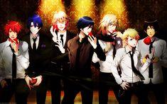 Uta No Prince Sama Natsuki   Uta no Prince-sama Ren Jinguji Natsuki Shinomiya high res wallpaper ...