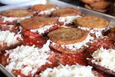 Italian Eggplant Parmesan Recipe – Just like Mom and Grandma used to make