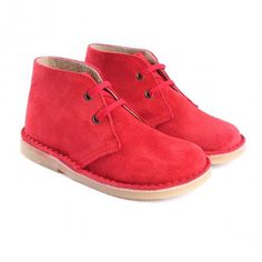 Start Rite shoes! A beautiful and bright colour! http://www.littlefashiongallery.com/fr/mode-enfant/start-rite/colorado-ii-red-suede-red-start-rite-h13/