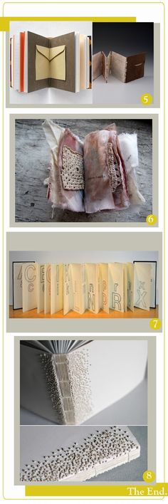 beautiful bookmaking ideas and images