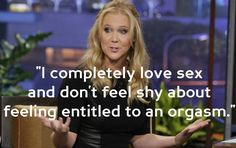 9 Quotes That Prove Amy Schumer Has All the Relationship Advice You'll Ever Need - Mic