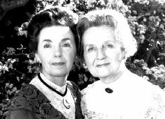 The Waltons  miss mamie and miss emily baldwin